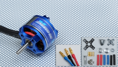 Exceed RC Rocket Brushless Motor 3400kv 4 Turn Rating