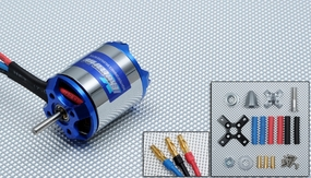 Exceed RC Rocket Brushless Motor 750KV for Airplane
