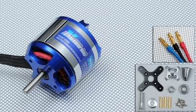 Exceed RC Rocket Brushless Motor 900kv 4.5 Turn Rating