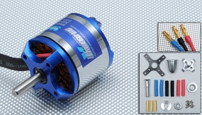 Exceed RC Rocket Brushless Out Runner Motor for Airplane (1250KV)