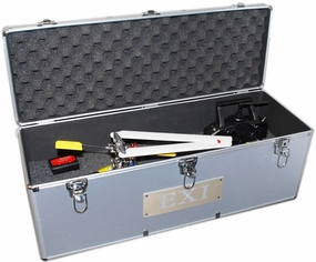 EXI Aluminum Helicopter Carrying Case Perfect For 450 Class Helicopters 18P41-AluminumCase