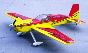 Extra 330L 50CC Gas RC Airplane Kit RC Remote Control Radio