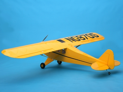 Extreme Quality CMP J3 Piper Cub EP-1830mm Radio Remote Control Scale Airplane Kit RC Remote Control Radio