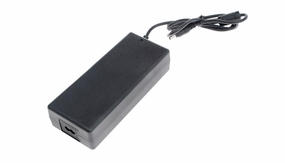 Power supply with PP3-002A plug (No AC Adapter)