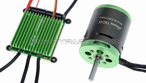 Gens ACE Mars Brushless Combo Mars-BL5160-770KV w/90A ESC Electric Speed Controller Combo