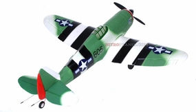 Guan Li P47 Thunderbolt RC Warbird Kit (Green)