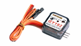 Detrum GY192 Headlock Gyro 4 to 6-Channel Helicopters 60P-DY-1018
