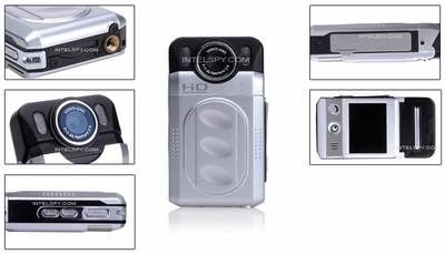 HD Micro Camcorder (Great for YouTube)