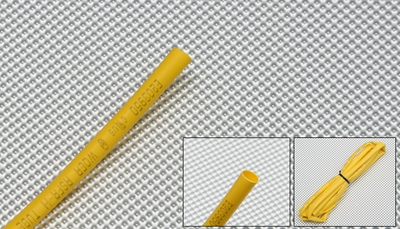 heat-shrinkable tubing  ?4---yellow 79P-10177