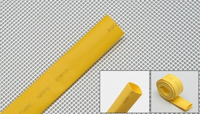 heat-shrinkable tubing  ?8---yellow 79P-10180