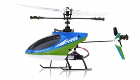 Hero RC H995 Helicopter Replacement Parts (Green) (No Electronic Parts Included) 28P-Part-H995-WholeHeli-Green