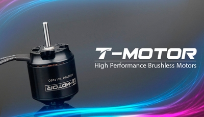 High Performance Brushless T-Motor AS2216 1250kv for Airplane 02P-Motor-367-AS2216-kv1250