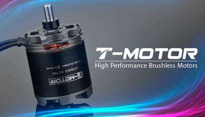 High Performance Brushless T-Motor AT3530 700KV for Airplane 02P-Motor-612-AT3530-KV700