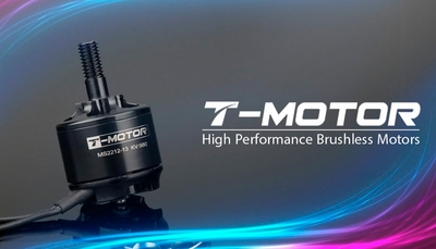 High Performance Brushless T-Motor MS2212 980kv for Copter 02P-Motor-374-MS2212-kv980 Brushless Motor 980KV
