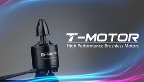 High Performance Brushless T-Motor MS2216 1100KV for Quadcopter/Multi-Rotor 02P-Motor-375-MS2216-kv1100 Brushless Motor 1100KV