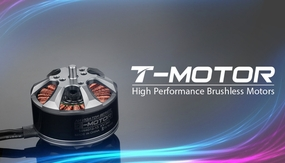 High Performance Brushless T-Motor Navigator Series MN4012-KV340 02P-Motor-815-MN4012-KV340 Brushless Motor 340KV