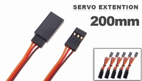 JR Servo  extention lead 200mm 79P-10068
