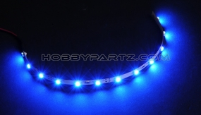 HobbyPartz Blue LED-12 Lights 79P-10195