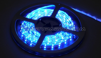 HobbyPartz Blue LED-120 Lights 79P-10211