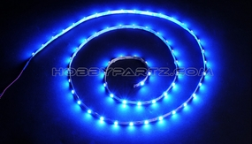 HobbyPartz Blue LED-60 Lights 79P-10193