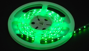 HobbyPartz Green LED-120 Lights 79P-10212