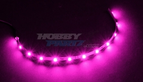 HobbyPartz Pink LED-12 Lights 79P-10207