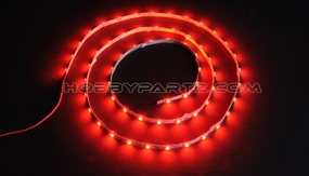HobbyPartz Red LED-12 Lights 79P-10192