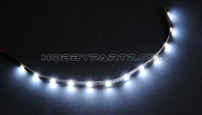 HobbyPartz White LED-12 Lights 79P-10186