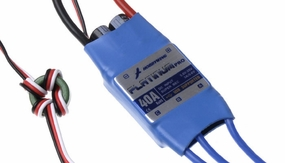 HobbyWing C-Platinum-40A-V1 Brushless ESC for 400/450 helicopter and middle scale aircraft