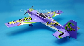Katana 120 V2 - MOST BEAUTIFUL CMP AIRPLANE! ON PROMOTION NOW New Model! CMP Katana S Version 2 ARF 2c 108~160 4c 120~140 ENGINE POWERED Aerobatic RC Aircraft CMP-064-Gas-KatanaS120-V2