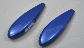 Landing Gear Wheel Pant (Blue) 05A330-06-LandingGearWheelpant-Blue