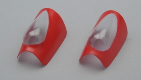LED Lights Cover (Red) 05A51-29-LEDlightsCover-RED