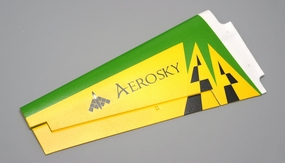 Left Main Wing (Yellow) 05A330-02-MainWingLeft-Yellow