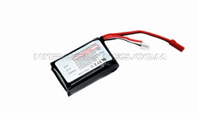 LiPo Battery for AirField RC P47 750mm 93A847-14-Battery