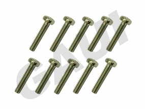 Machine Screws(M2x10)x10pcs GauiParts-832010