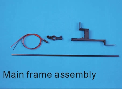Main frame assembly EK1-0248