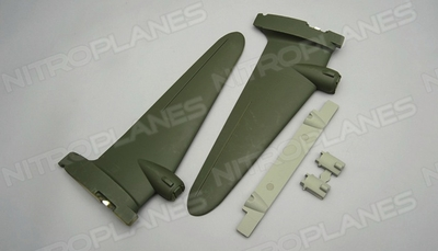Main Wing for C47 60P-SKYB-003-Green