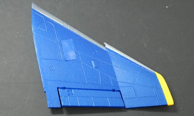 Main-Wing (Right) Parts-ExceedF4E_06A03-07-Wing-R-Blue