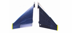 Main wing set 93A04-02-BLUE-MainWing