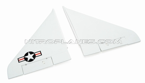 Main wing set 93A200-02-Gray-MainWingSet
