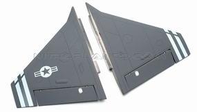 Main wing set (Gray) 93A35-02-Gray-MainWingSet