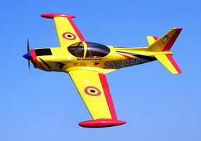 "Marchetti SF-260 Nitro-120 69"" Gas-Powered Radio Controlled Airplane ARF 81A223-Marche"