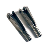 Metal Clevises 2pcs 2mm (2)