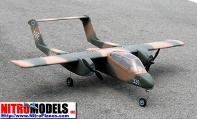 Military Twin Engine OV-10 Bronco Replacement Parts