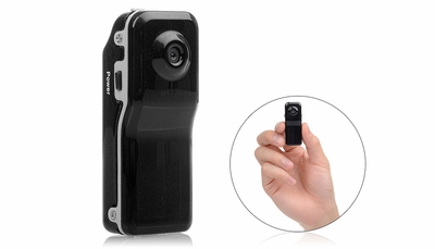 Mini DV Ultra Small Digital Video Camera Recorder 06P-MC-002-Portable-DVR