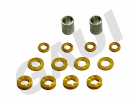 Mini Spacer & Brass Washer Spare Pack GauiParts-203572