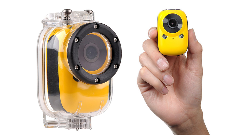 mini sport car spy video camera wifi hd video recorder yellow. Black Bedroom Furniture Sets. Home Design Ideas