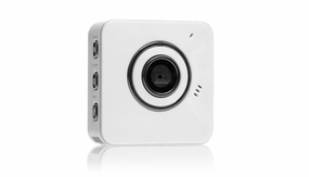 Mini WIFI IP Spy Camera (White)