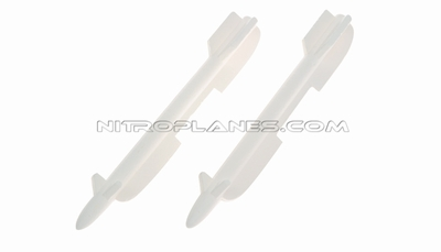 Missile-1 (White) 93A18-08-White-Missile-1