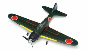 New 2.4Ghz AirField 4 channel Mini EPO Mitsubishi A6M Zero  RTF Ready to Fly version 800 Series Brushless Motor/Lipo RC Remote Control Radio